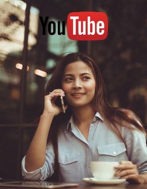 présentation vidéo entreprises- SMARTPHONE